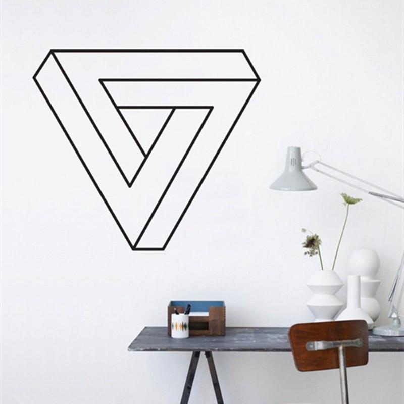 Decoration Chambre Triangle