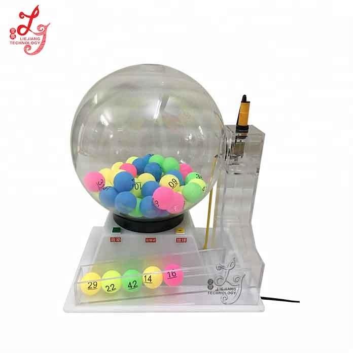 Bingo Lottery Machine