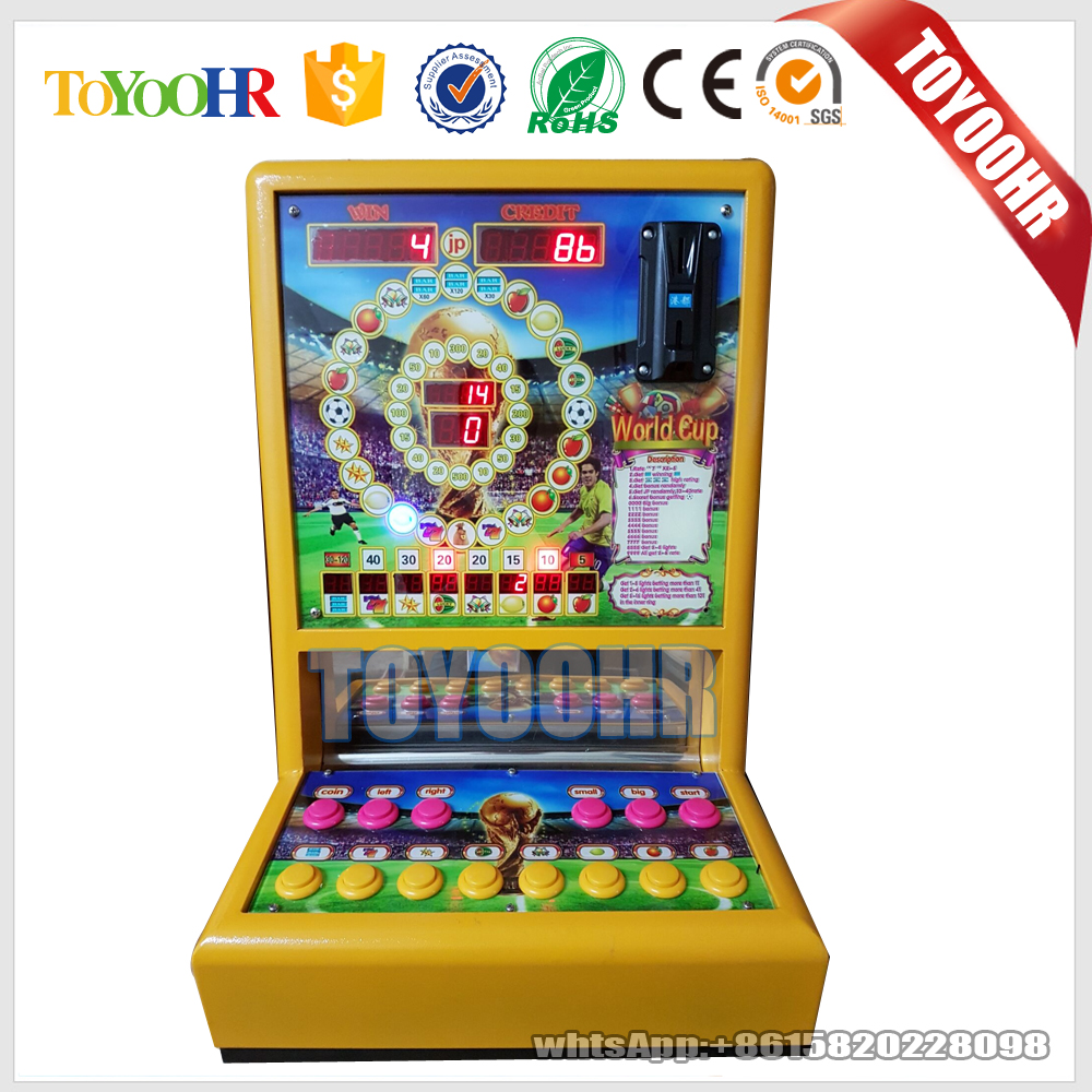 Coin Operated Slot Machines For Sale