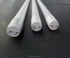 Tube Tubes 170lm/w 10w Nano Plastic LED Tube Type A B Tubes Plug And Play Or Ballast Bypass LED Tube