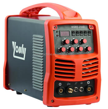 NEW DESIGN AC/DC TIG 200P INVERTER IGBT PULSE TIG WELDERS