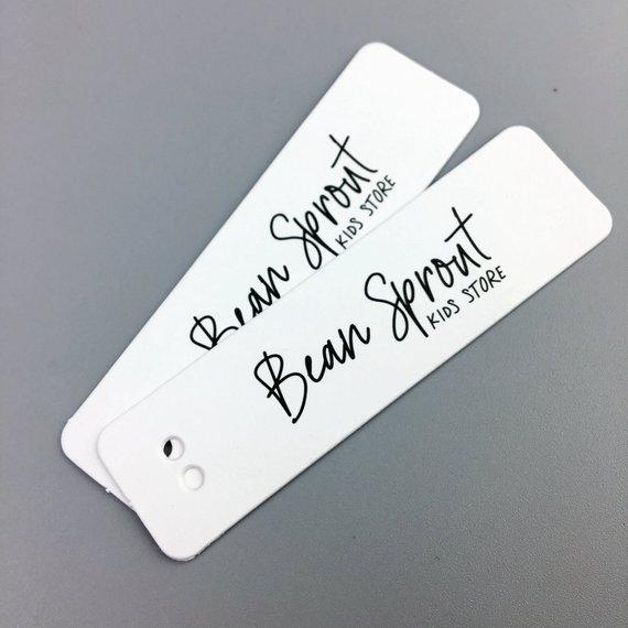 Custom hang tags Hang tag design Clothing businesses swing tags