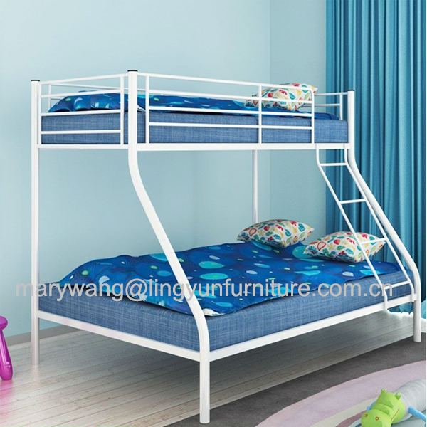 Metal Cheap Bunk Bed Frames Cheap Sale Iron 2 Floor Cheap Bunk Beds Buy School Supplier Triple Bunk Bed Furniture Cheap Beds For Sale Prices For School Furniture Product On Alibaba Com