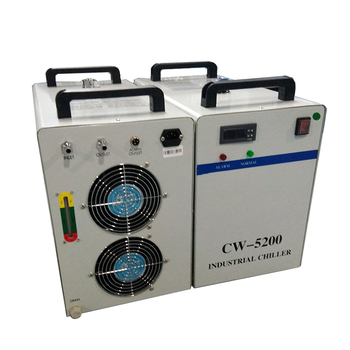 CE Certification Laser Water Chiller CW-5200 on Sale