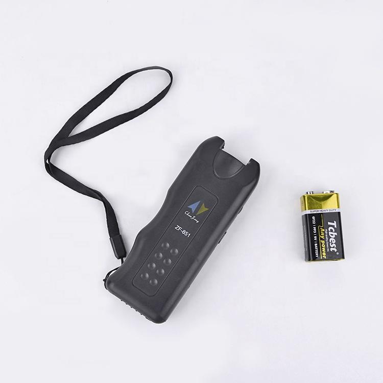 ABS Plastic Handheld High Power Ultrasonic Dog Repeller