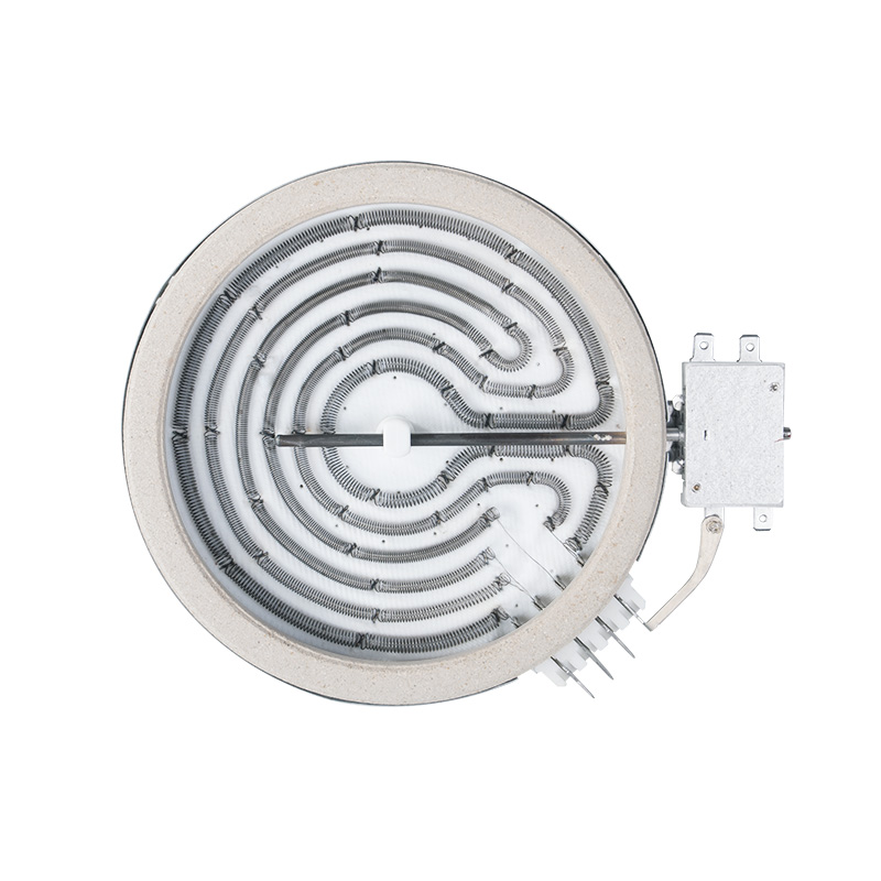 165mm 1200W 230V Infrared Ceramic Heater