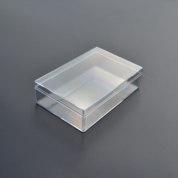 New Clear Plastic Packaging Box custom clear plastic box storage box
