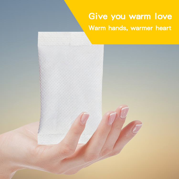 Outdoors Warmer Instant Heat Patch Hot Pack Hand Warmer Pads for Winter