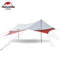 NatureHike Sun Shelter Tent for 5 8 People Rainproof Awning Outdoor Sunshade Camping Shade Shed Marquee