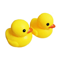 Hot Rubber Duck Cute Yellow duck Press Toys dolls Baby Bath toys Baby Playmate Classic toys
