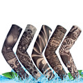 Tattoo Arm Cover Sun UV Protection Alete Tattoo Arm Sleeves Cover Outdoor Cycling Fishing Golf Breathable
