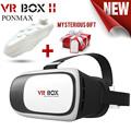 DHL Free 10Pcs VR Glasses Google Cardboard Virtual Reality 3D Glasses VR Box 2 0 Smartphone