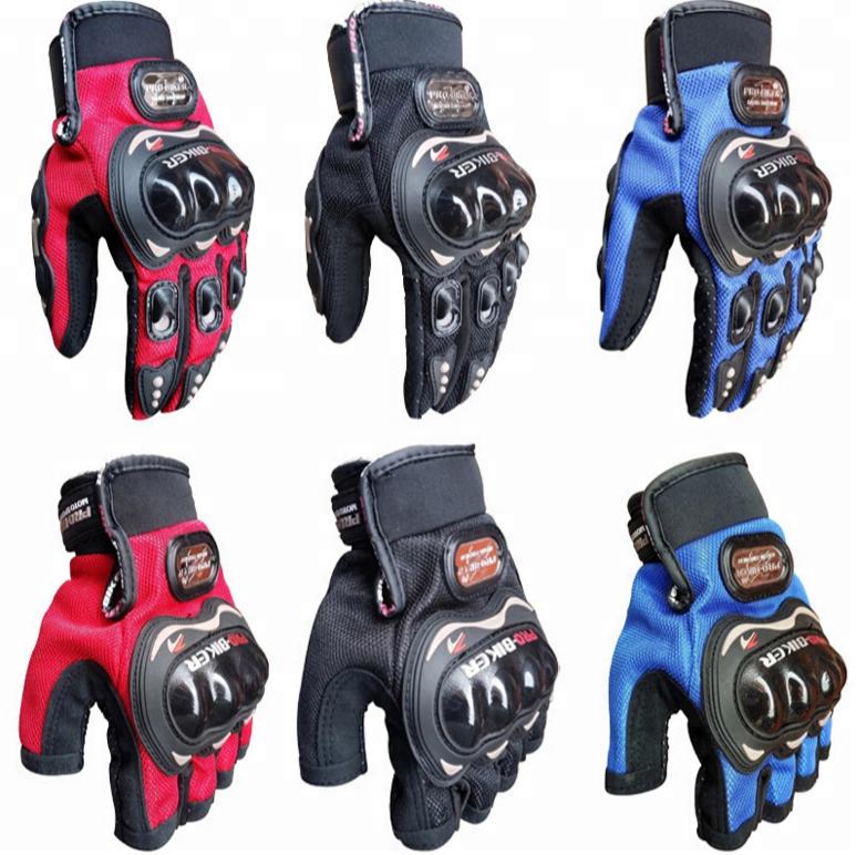 3d спортивные мотоциклетные мотокроссовые гоночные профессиональные байкерские перчатки с закрытыми пальцами