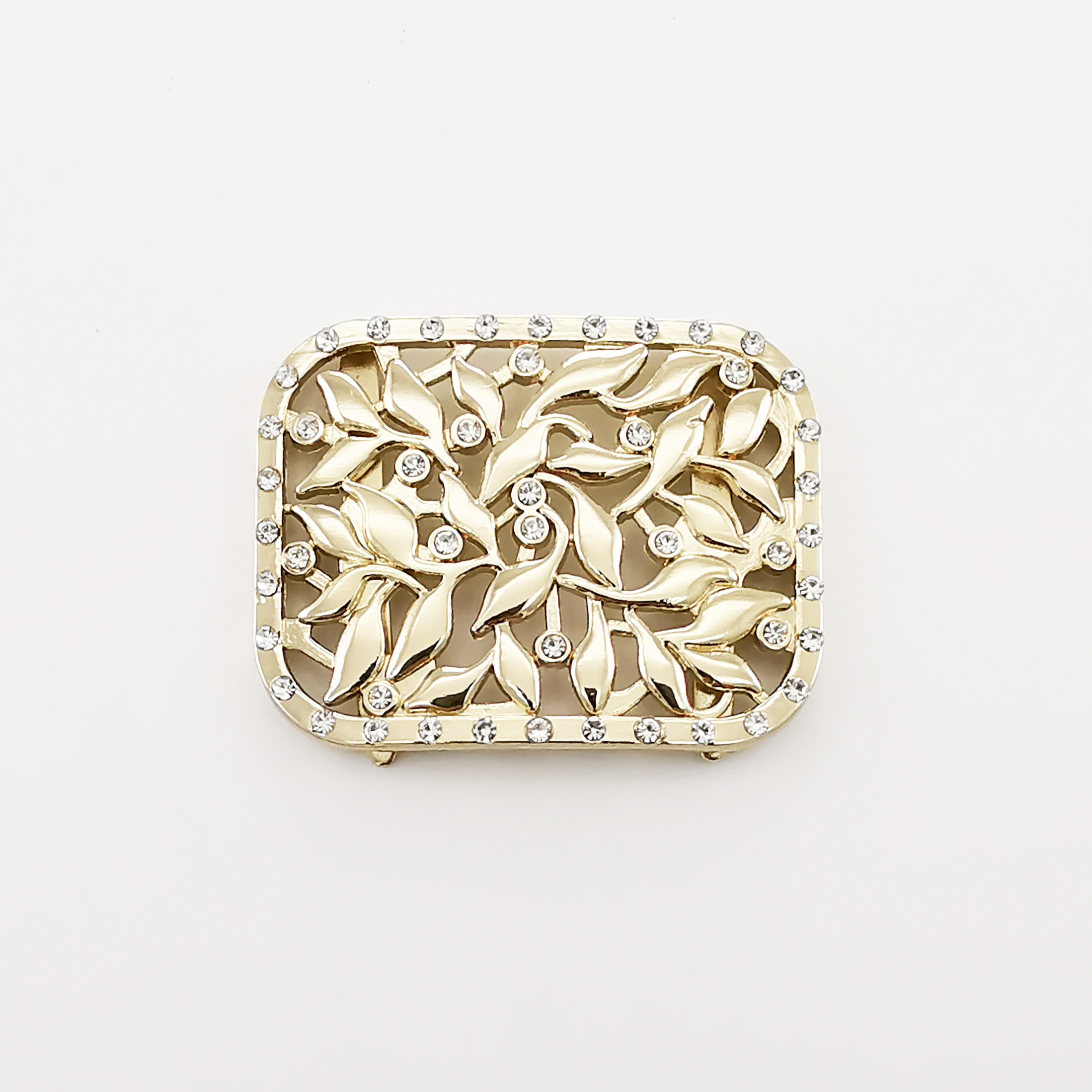 WOMENS SHOE CLIP  ACCESSORIES WITH DIAMOND STONE
