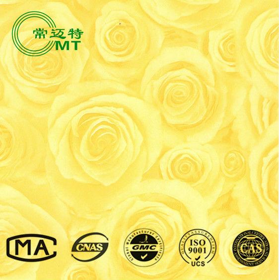 HPL-FLOWER laminated sheets/wood design Formica 1300*2800mm