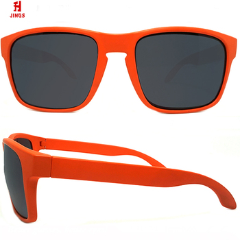 Custom create your own brand sunglasses pc recycled plastic unisex sunglasses red polarized sun glasses 2020