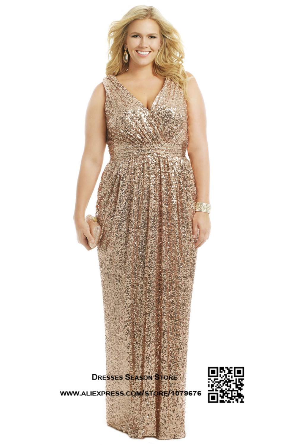 Plus size clothing for tall women