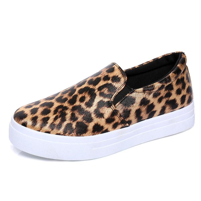 Dune Leopard Print Shoes Sale