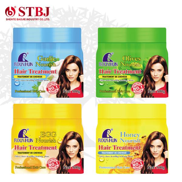 ROUSHUN Egg Hair Deep Moisturizing Treatment
