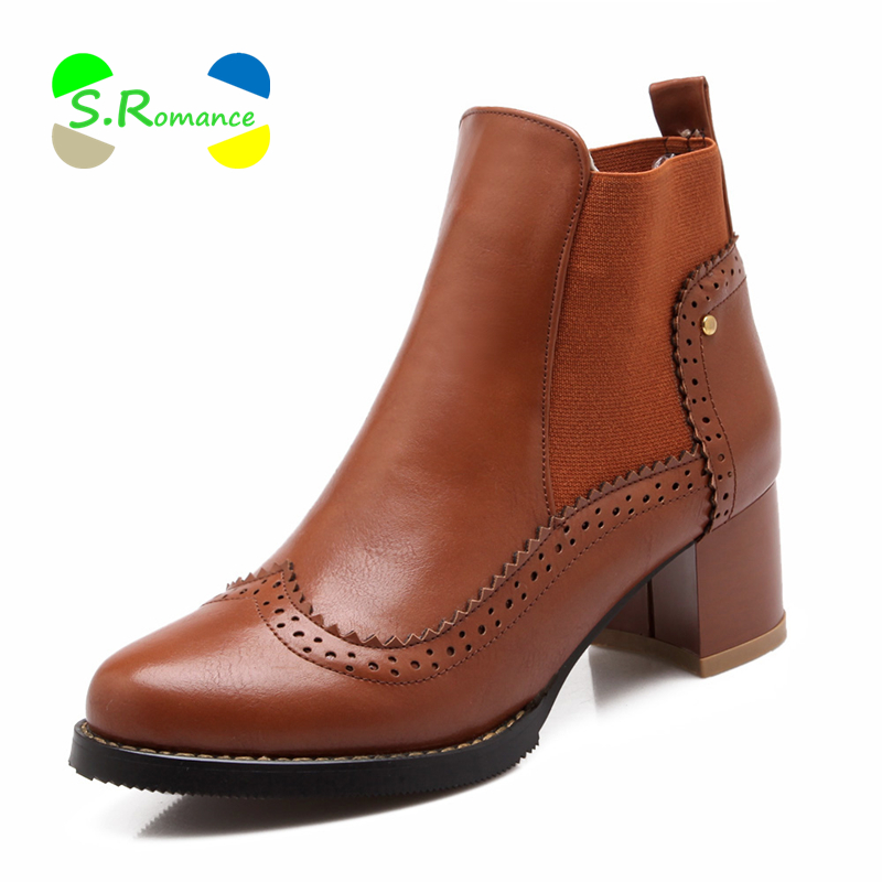 Shop for BLACK 39 Plus Size Chunky Heel Suede Ankle Boots online at $ and discover fashion at shopnow-ahoqsxpv.ga Cheapest and Latest women & men fashion site including categories such as dresses, shoes, bags and jewelry with free shipping all over the world.