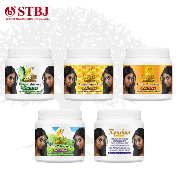 olive facial cream