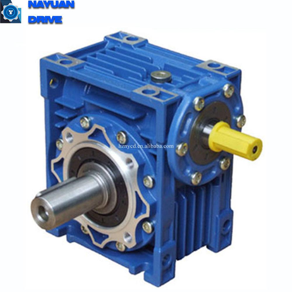 Nrv f 030 7.5: 1 fa شفة الصلبة مدخلات الانتاج جوفاء رمح المحرك الكهربائي سرعة المخفض