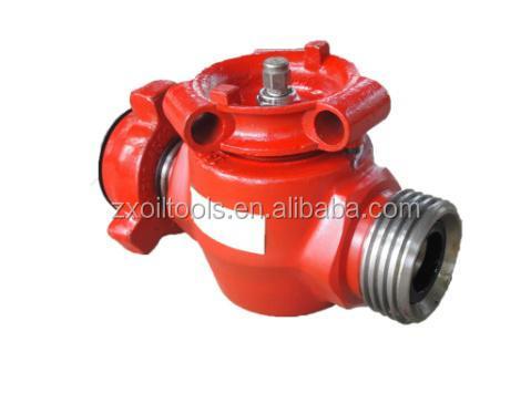 API 6 A plug valve