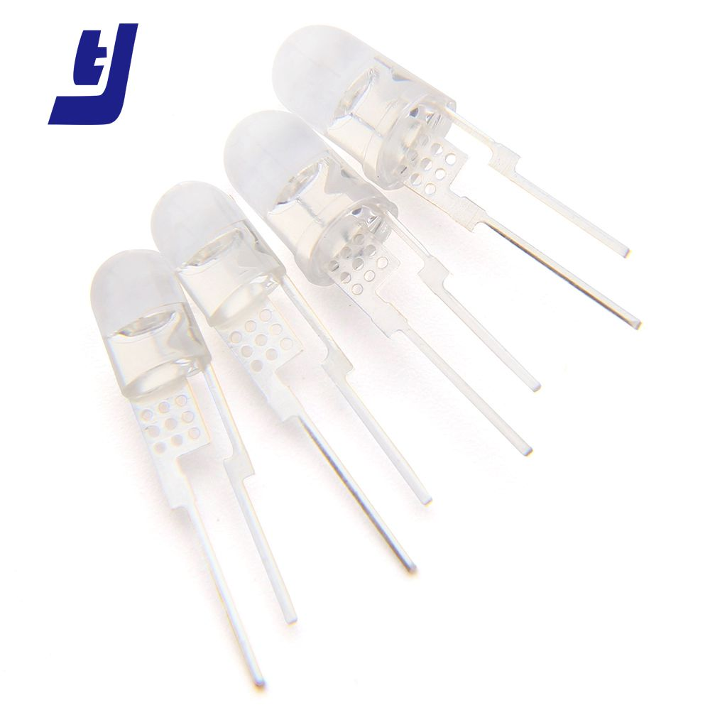 High Power LED Diodes 5mm Through Hole LED Red Ultra Bright
