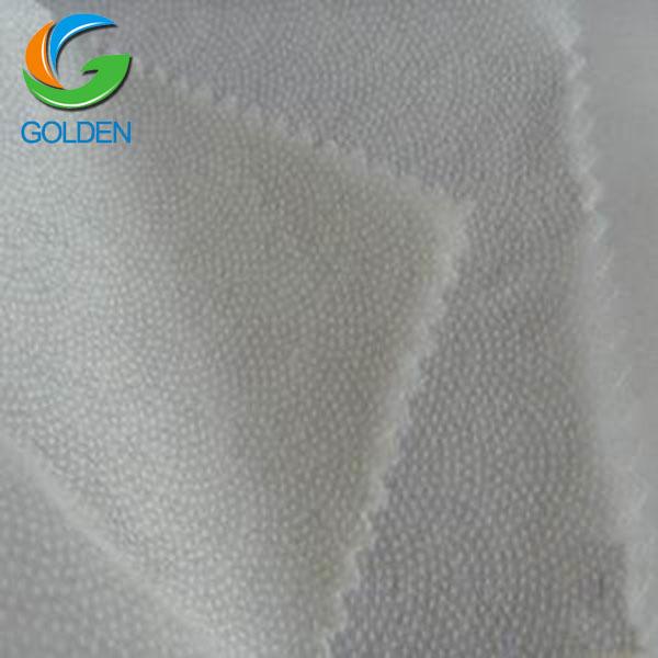 Pet спанбонд ткань 100 полиэстер спанбонд нетканый полиэстер ткань Antisplip