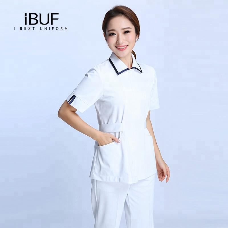 Uniforms white nurses White Medical