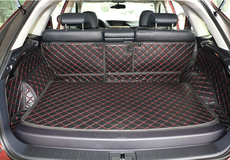 new mat special trunk mats for lexus rx 350 2014 2009 waterproof easy to clean boot carpets for. Black Bedroom Furniture Sets. Home Design Ideas