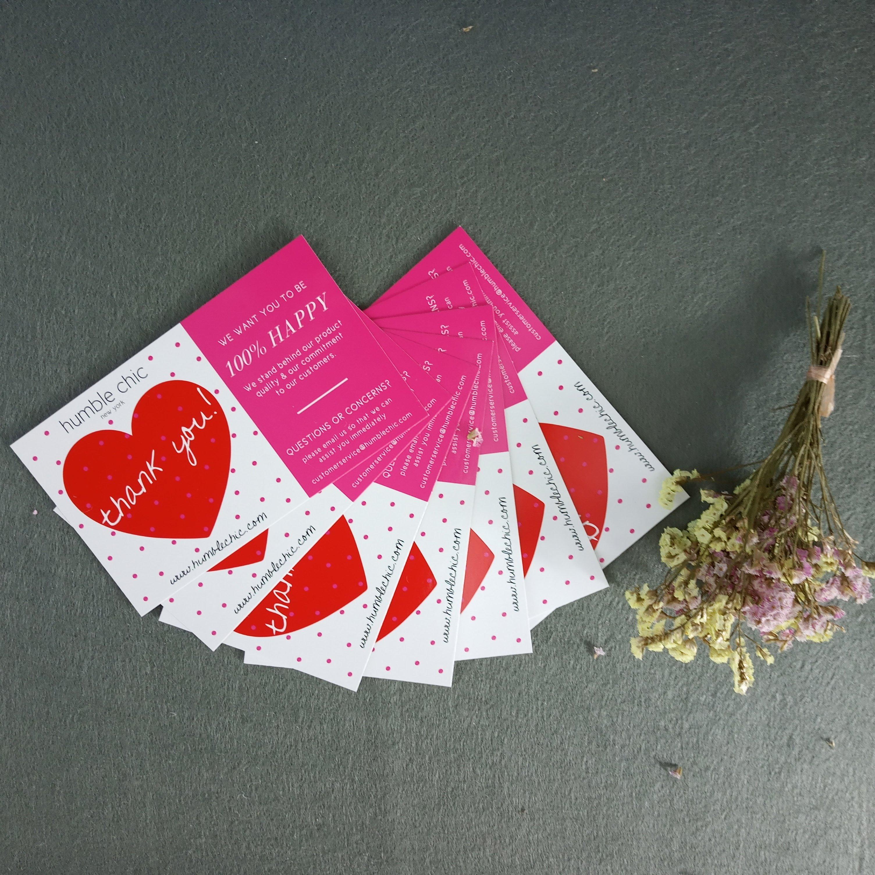 Рекламная акция фабрики в Гуанчжоу, Спасибо/подарок/визиты/свадебные пригласительные открытки