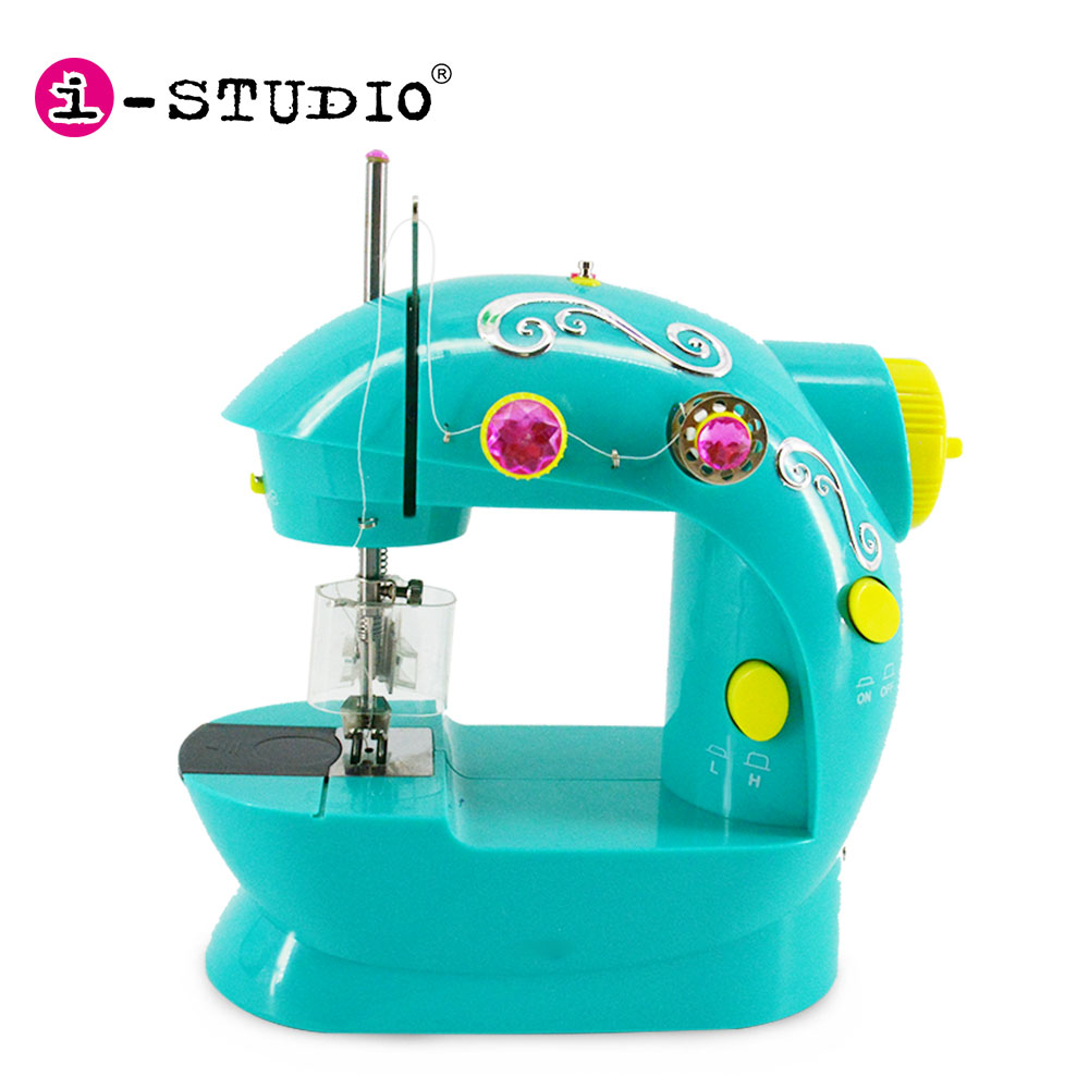 Handmade DIY  accessories portable complete  sewing kit craft toy for kids