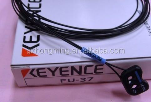 New FU-37 KEYENCE Fiber Optic Sensor free shipping
