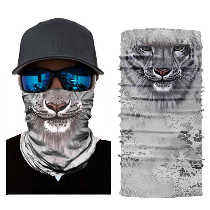 RTSWY-529 Halloween party animal high quality face mask 3d headcover