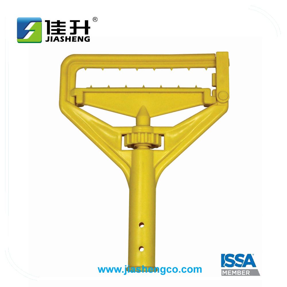 Side Load Head Metal Mop Handle Plastic Quick Change Mop Holder Wet Mop Gripper Buy Wet Mop Clip Plastic Wet Mop Gripper Plastic Wet Mop Holder Mop Connector Product On Alibaba Com