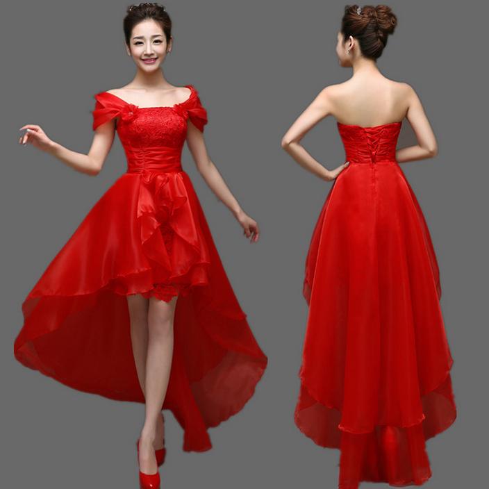 New Lady S Formal Dress Open Back Dresses Elegant Chiffon Women S Jpg ...
