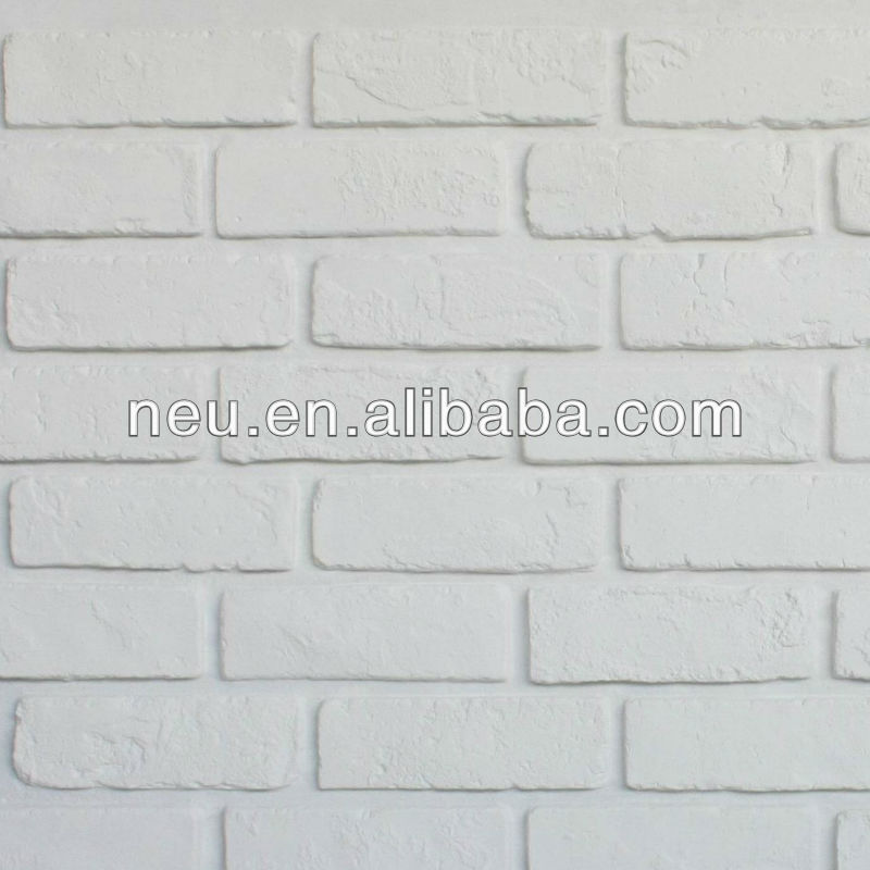 3d White Brick Wall Panel Perfect Choice For Interior Or Exterior Decoration Buy Artificial Interior Wall Stone Decoration Foam Concrete Wall Panels Interior Faux Stone Wall Panels Product On Alibaba Com