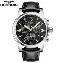 GUANQIN 2019 часы для глубокого дайвинга, лучшие брендовые роскошные часы, мужские автоматические водонепроницаемые механические часы 200 м, мужс...(Китай)