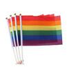 LGBT hand vlag