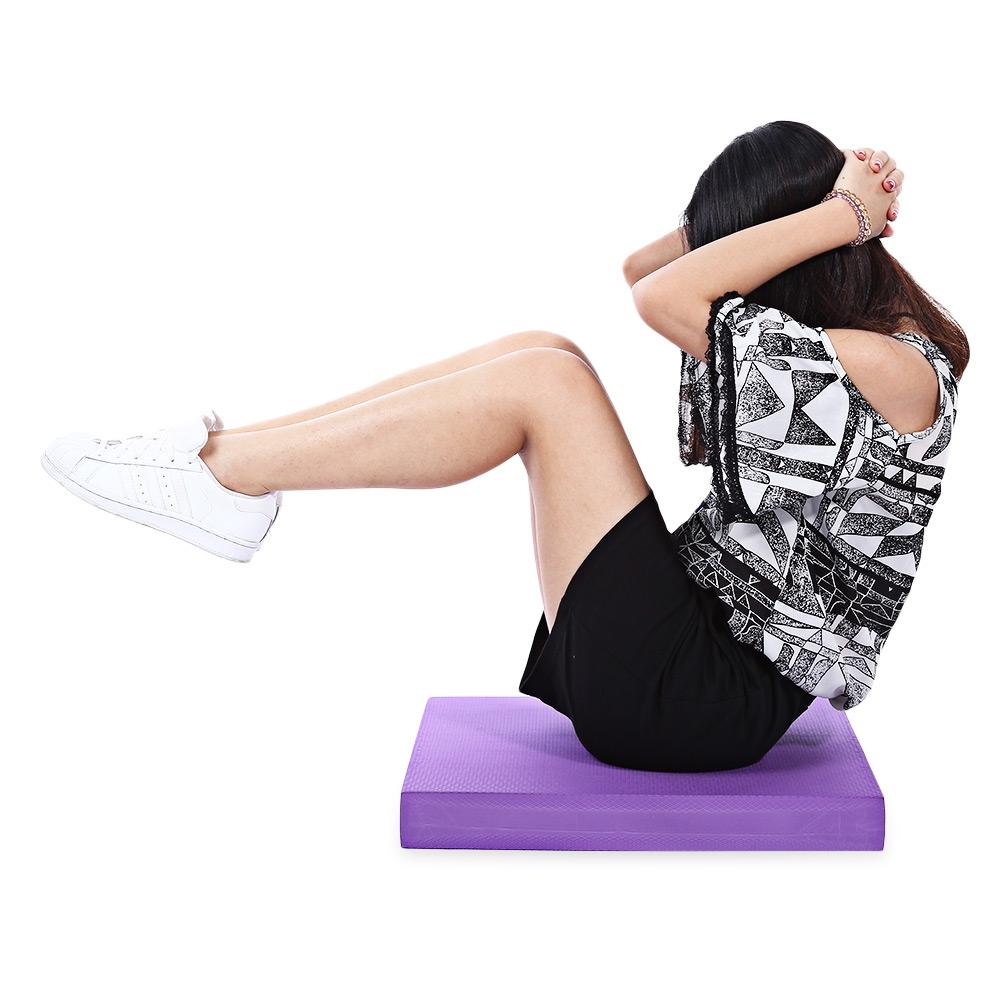 Тренировочное оборудование, балансировочная подушка из мягкого материала, балансировочная Подушка с логотипом на заказ, коврик для йоги