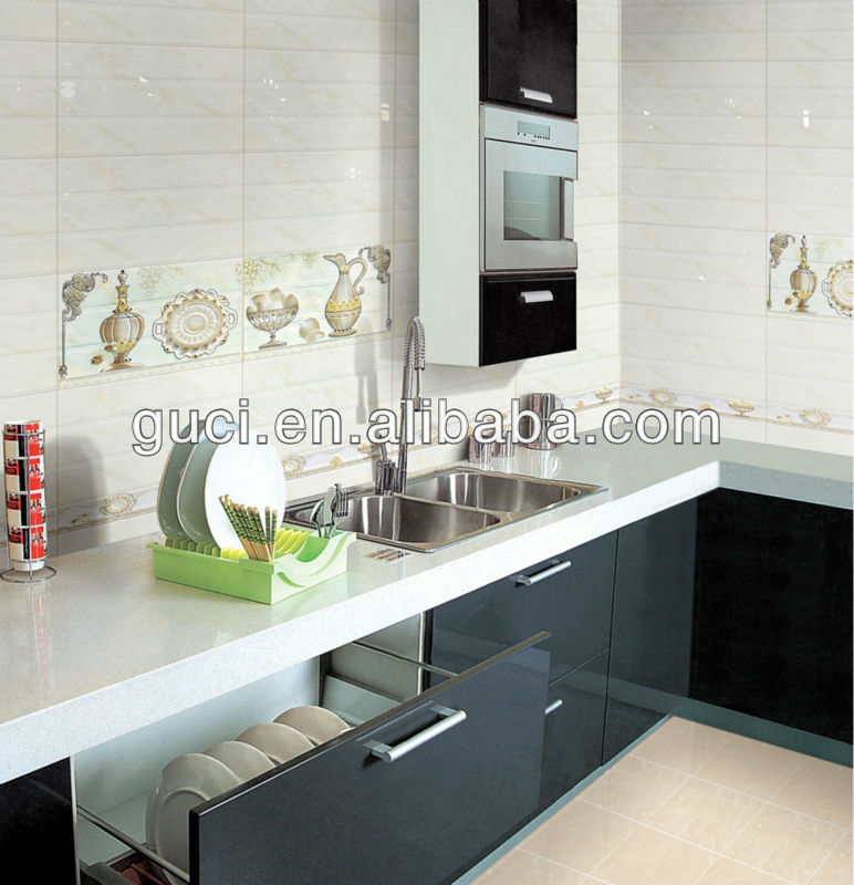 Kitchen Tiles Design Wall Tile 30x45 And Morden Designs View Guci Product Details From Foshan Industry Co Ltd On Alibaba Com