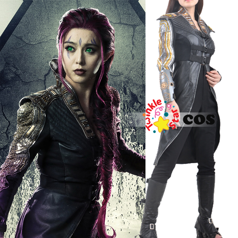 2015-halloween-costumes-for-adult-women-Xmen-adult-cosplay