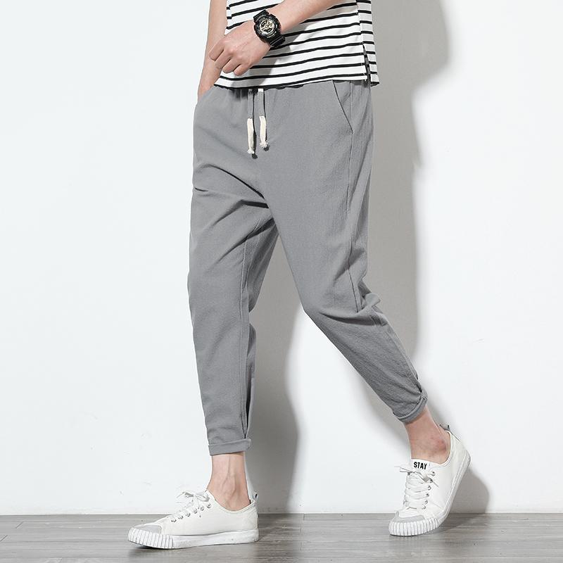 Pantalones Deportivos Informales Para Hombre Transpirables A La Moda Para Hacer Senderismo Buy Pantalones Casuales Pantalones De Correr De Moda Pantalones De Algodon Product On Alibaba Com