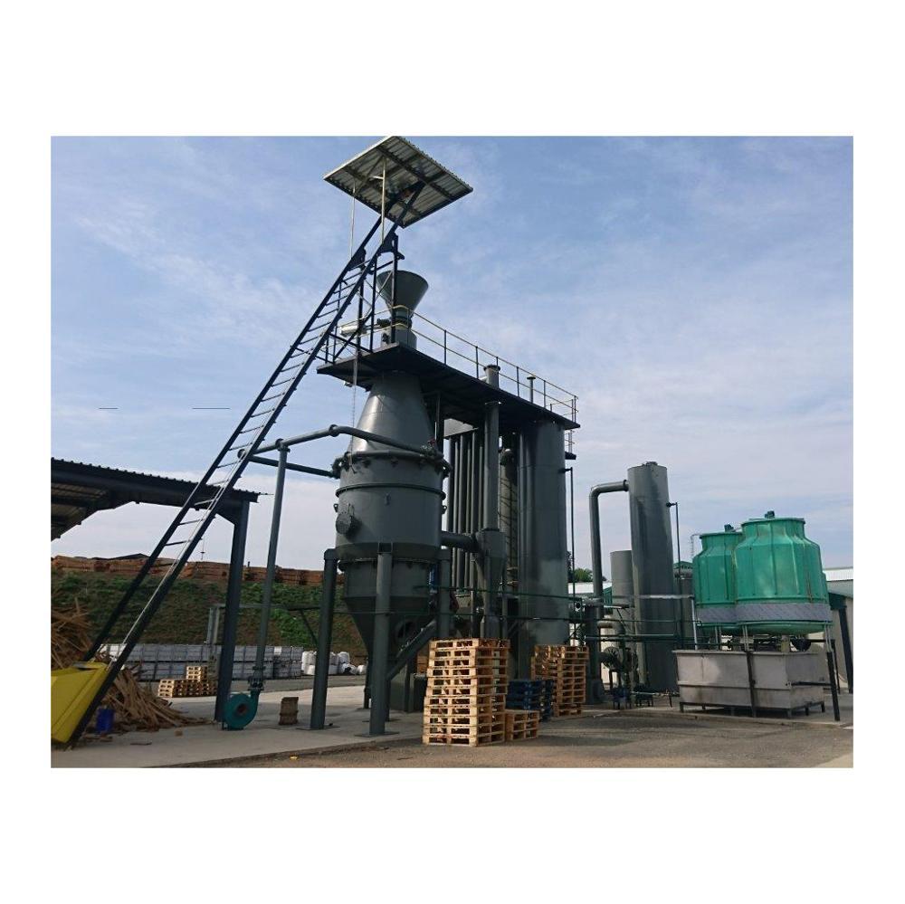 biomass sawmill offcuts gasification power plant equipment