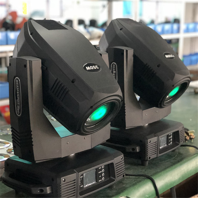 Beam Lights Led Stage Lights 17R Beam Spot Wash 350W 3in1 Moving Head Concert Stage Lighting Equipment DJ Disco Wedding Events