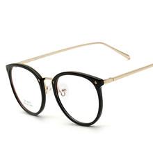 TR90 Для женщин Цветочный круглые винтажные очки оптически рамки для мужчин и женщин Для женщин оправы для очков прозрачные Рецептурные очки,...(Китай)