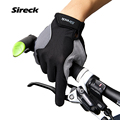 Sireck Cycling Gloves Men Women Long Finger Touch Screen Spring Autumn MTB Road Bike Bicycle Riding