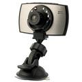Car Camera G30 2 4 Car DVR Video Recorder Dash Cam 120 Degree Wide Angle Motion
