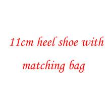 BaoYaFang/женские свадебные туфли синего цвета с золотыми кристаллами и сумочкой в комплекте; модные нарядные туфли для девочек и наборы кошель...(Китай)